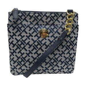 TOMMY HILFIGER Monogram Crossbody Bag